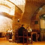 restaurace Novopacké sklepy